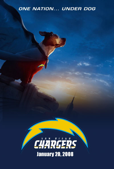 Underdog Chargers
