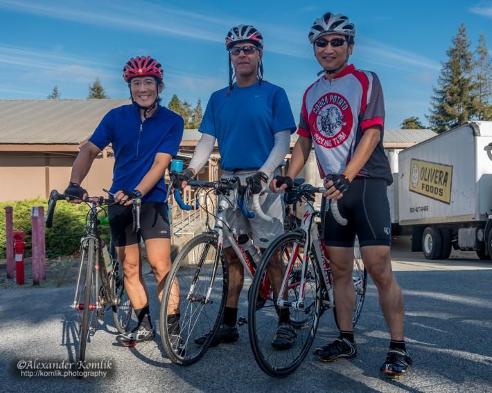 LKHC Sierra Road: Adam, Larry, and Han