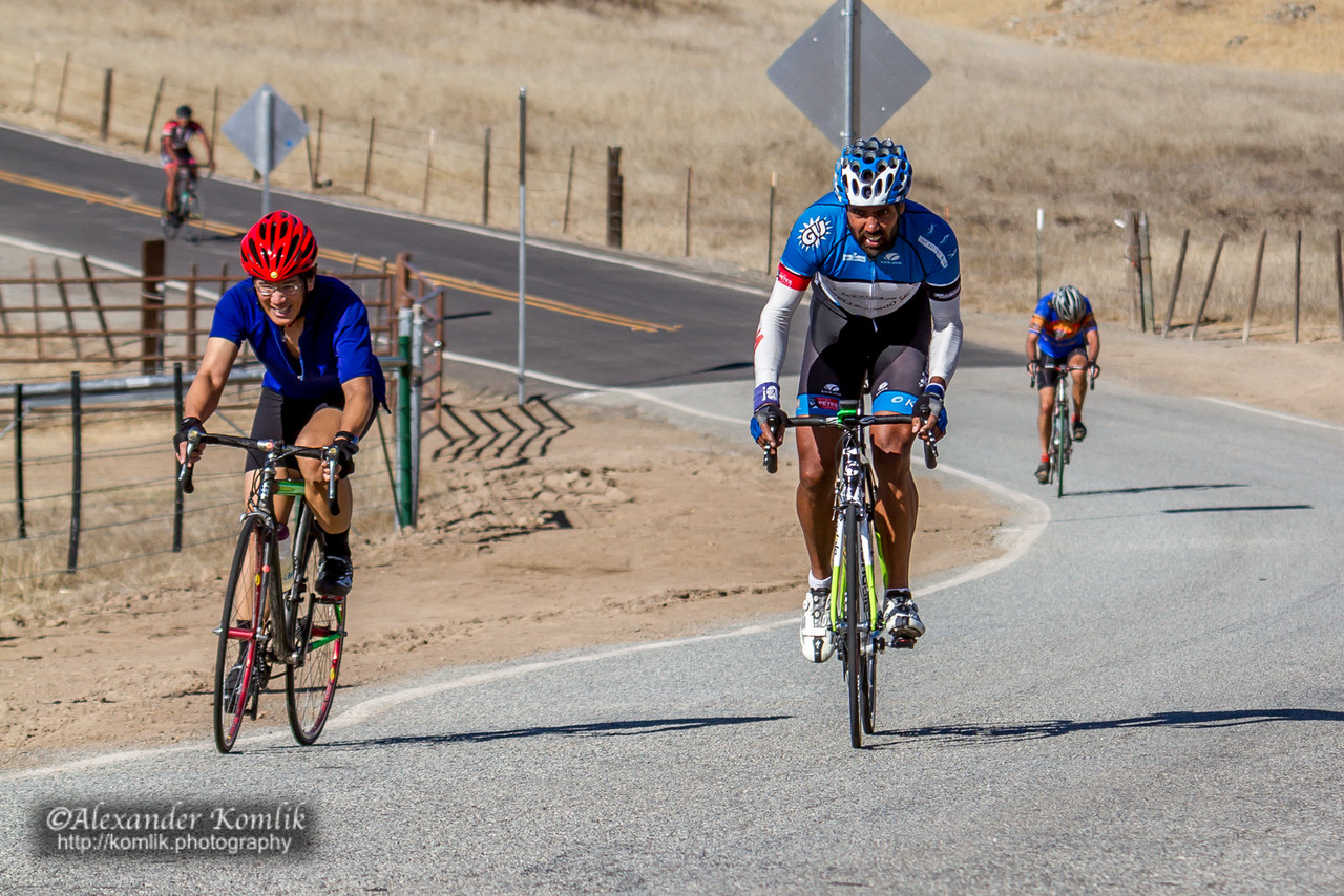 """Sprint"" finish atop Sierra Road"