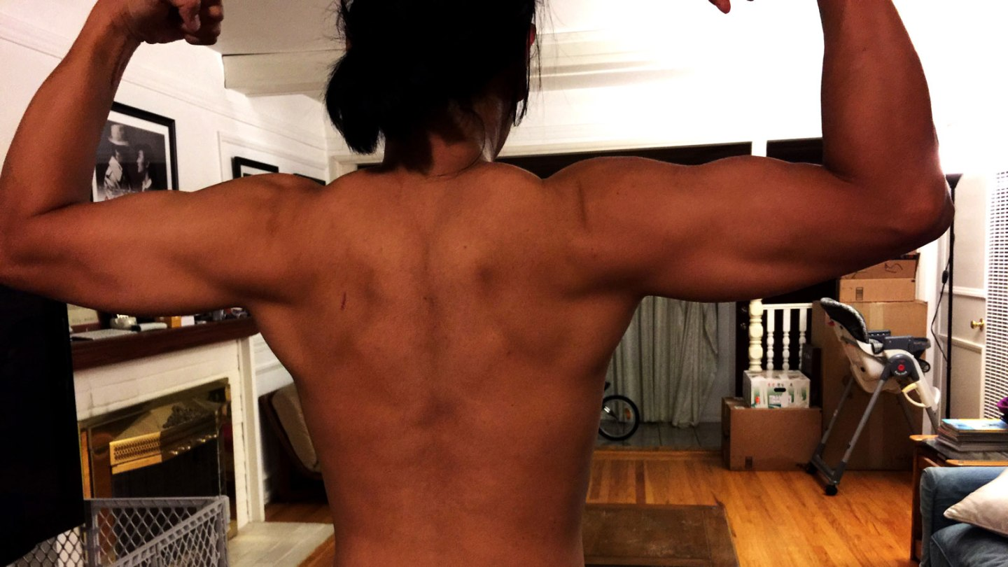 Pull-ups, Body Recomposition and WeightLoss