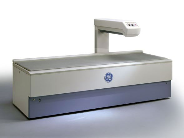 Ever wanted to feel like a piece of paper on a flatbed scanner? Get yourself DXA scanned to find out!