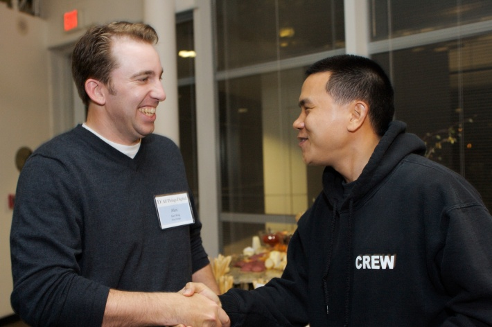 Alex and Eric Cheng
