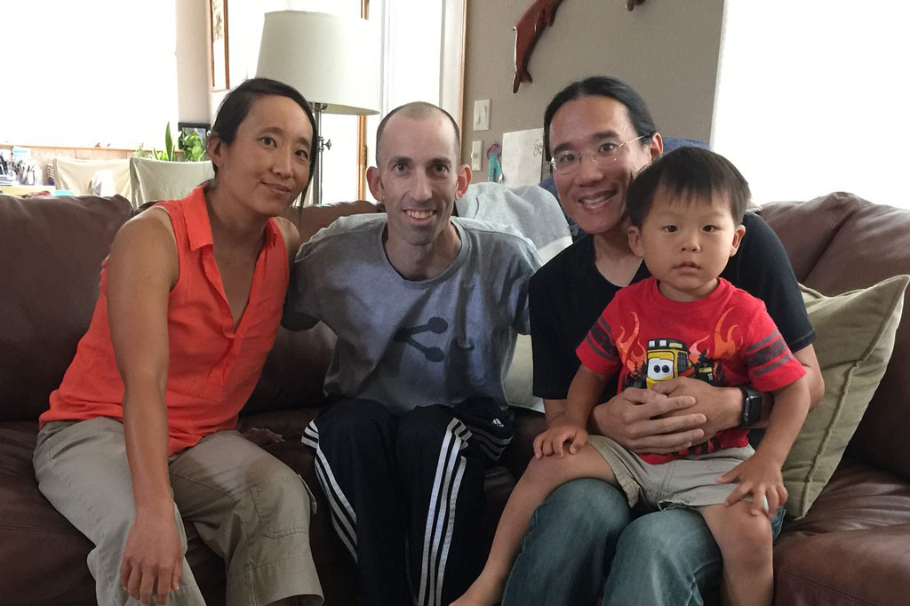 We visited Alex at his home in Colorado in August, 2015.