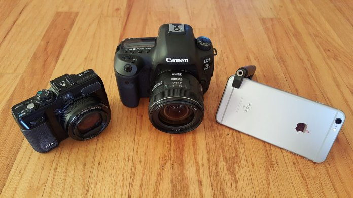 How do you prioritize your camera choice? Size, quality, or convenience?