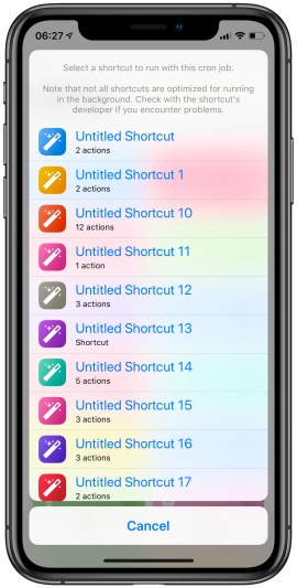 Organize your shortcuts with LaunchCuts
